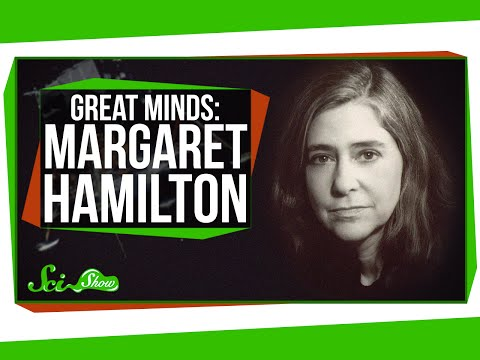 Great Minds: Margaret Hamilton