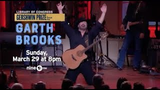 Garth Brooks: The Library of Congress Gershwin Prize for Popular Song | Nine PBS