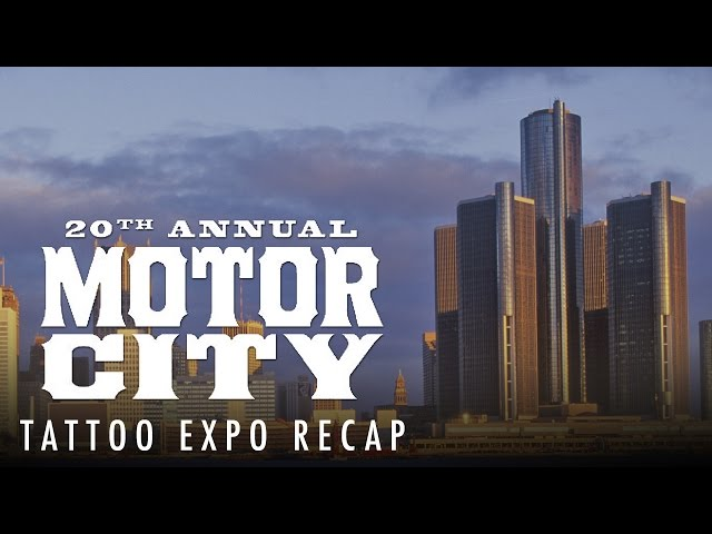 Tattoo Convention Coverage - Recap Detroit Motor City Tattoo Expo 2015
