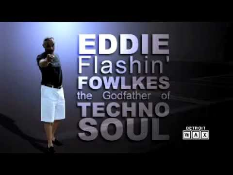 Eddie Fowlkes clip from TechnoMECCA | The Detroit Sound Project