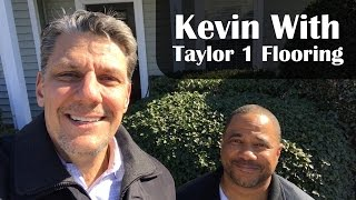 Some Great Work Here From Taylor 1 Flooring - Raleigh Real Estate Agent