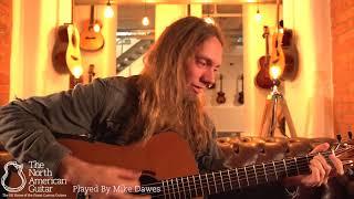 Tom Sands Model L Acoustic Guitar Played By Mike Dawes