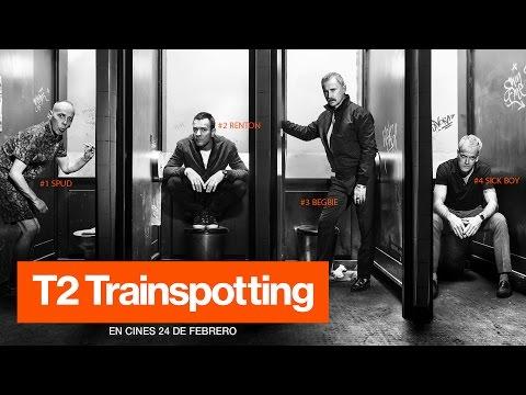 T2 TRAINSPOTTING. Tráiler oficial en español   Sony Pictures España