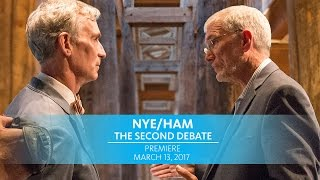 Bill Nye Tours the Ark Encounter with Ken Ham