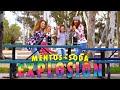 Mentos & Soda Explosion!  (Haschak Sisters)