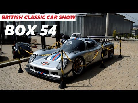 British Classic Car Show no Box 54