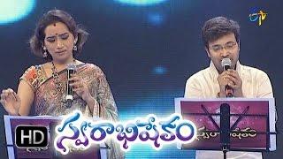 Gallu Gallu Mantu Song - Kalpana,Srikrishna Performance in ETV Swarabhishekam - 25th Oct 2015