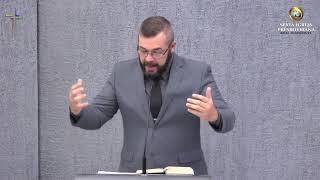 """Mateus 9.18.33 - """"Fé verdadeira x incredulidade"""" - Pr. Tiago Lang - 17-01-2021"""