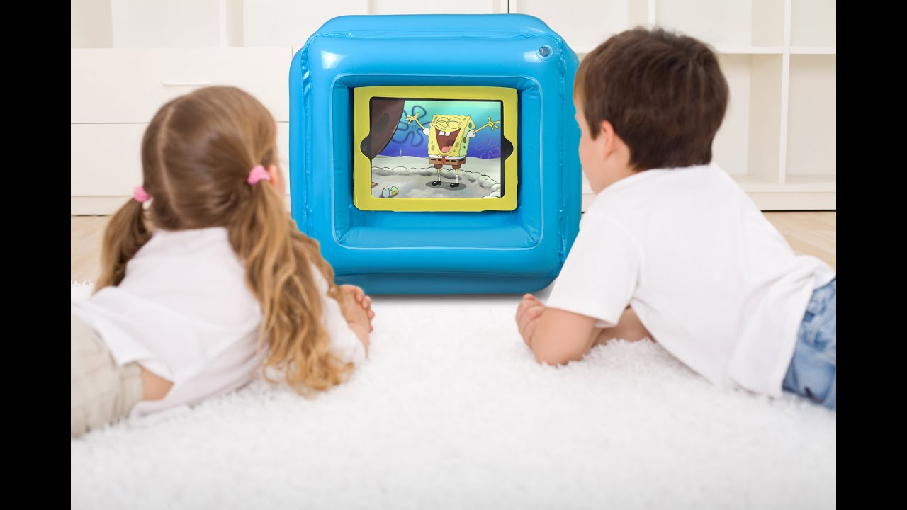 SpongeBob SquarePants™ Inflatable Play Cube for iPad with App