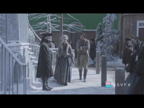 Черные паруса | Black Sails | 4 сезон | Спецэффекты | 2017
