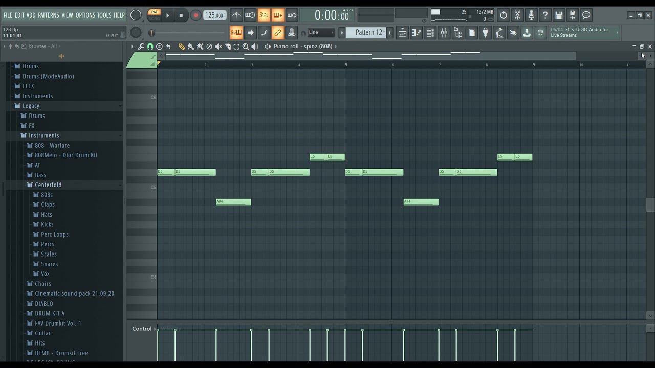 "How to make a Dark / Hard Trap Beat Fl Studio ""GASK"" Fruity Loops Fl Studio 20 Tutorial"