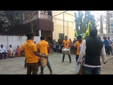 Youth festival in Gulbarga Law college in Raichur students