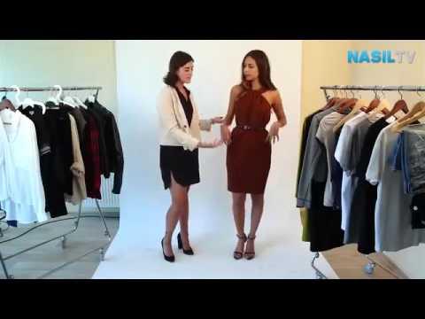 Şık bir davette deri ceket nasıl giyilir NasılTV