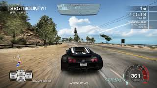 NFS:Hot Pursuit | Breaking Point 3:24.93 | World Record