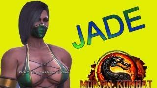 Mortal Kombat 9 - Modo historia (Capitulo 10 - JADE)
