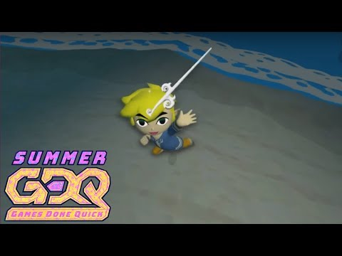 The Legend of Zelda: The Wind Waker HD by Linkus7 in 1:28:27 - SGDQ2018