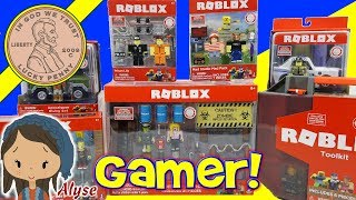 Roblox Multiplayer Online Game Kids Toy Review - Apocalypse - Punk Rockers - Zombie Attack