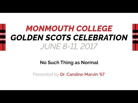 Golden Scots 2017: No Such Thing as Normal