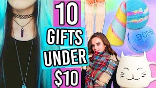 10 Gift Ideas Under $10! Gifts For Your Girlfriend, Boyfriend, And Friends