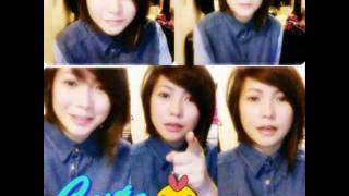 Yeng Constantino Cute Hairstyle & Cool Make-up