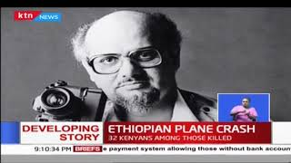 Ethiopian Airlines crashes over the years