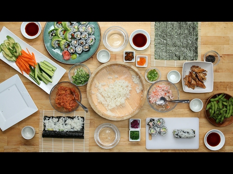how-to-throw-a-sushi-party