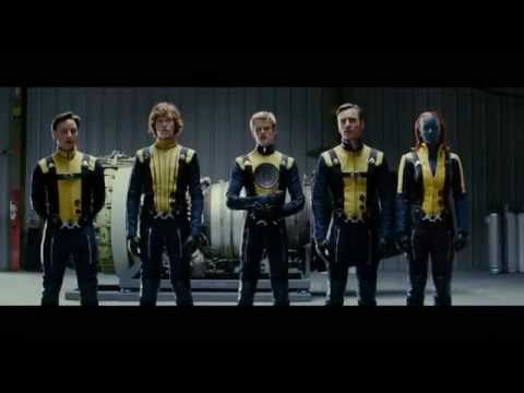 Filme X-Men First Class Movie HD TRAILER 2 Oficial 2011.mp4 Vídeos De Viagens