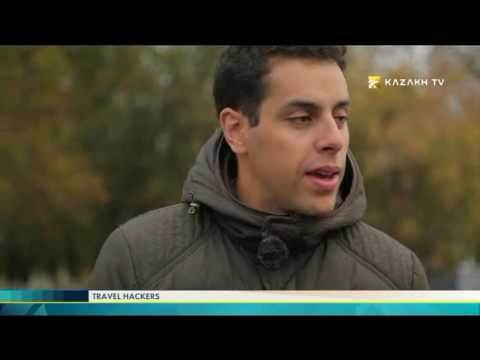 Travel hackers №13 (24.12.2016) - Kazakh TV