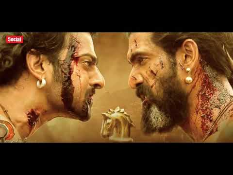 Bahubali 2 last super climax  fight(if like my video plz download app link in discription)