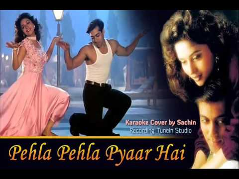 Pehla Pehla Pyar Hai - Karaoke Cover by Sachin