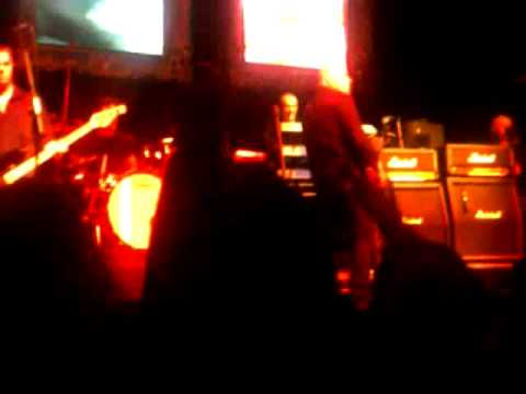 The Stranglers - Tank in Glasgow 2014 - 40th Ruby Tour