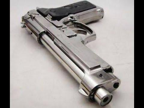 Gun Shaped Lighter in 600 Rupees ( Mouser )  2017