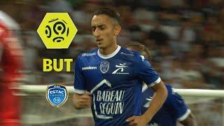 But Saïf-Eddine KHAOUI (85') / OGC Nice - ESTAC Troyes (1-2)  / 2017-18