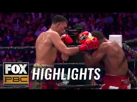 David Benavidez Vs. Anthony Dirrell | HIGHLIGHTS | PBC ON FOX