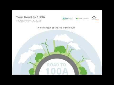 Webinar: Your Road to 100A Part 1 Calculating Scope 3 Emissions