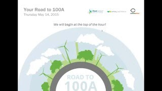 Webinar: Your Road to 100A Part 1 Calculating Scope 3 Emissions Image