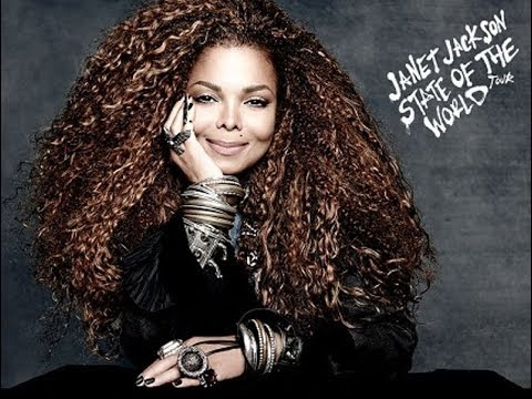 Janet Jackson- State of the World Tour (Full show)