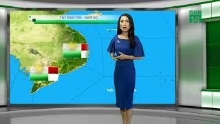 VTC14 | Thời tiết tổng hợp 18/06/2018 | Mưa dông giảm ở Bắc và Trung bộ