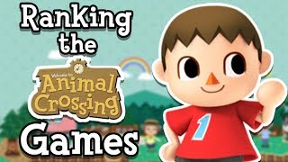 Ranking the Animal Crossing Games