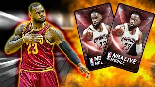 CRAZY BALLER PACK OPENING + 6 ELITE TOPPERS!! NBA LIVE MOBILE PACK OPENING