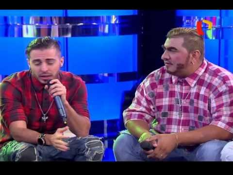 Igualitos: Mira El Divertido Mano A Mano Entre Los Chicos De 'Piso 21' Y Sus Dobles (3/4)