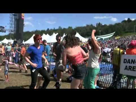 KidFriendly Edmonton Folk Music Festival