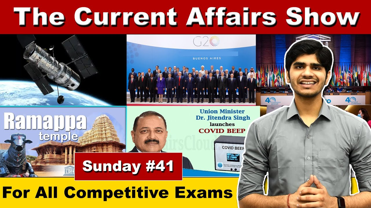 """The Current Affairs Show #41 