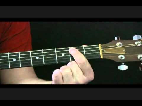 Easy 12 Bar Shuffle Blues - Part 1