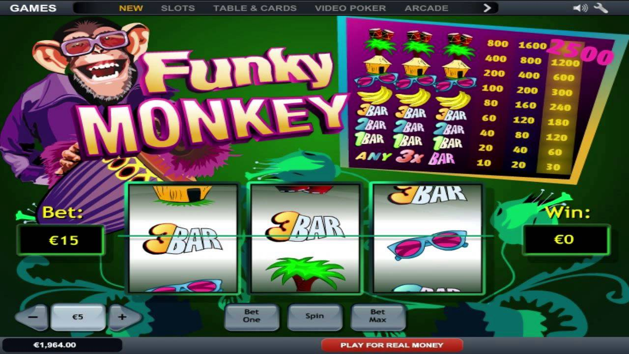 Spiele Funky Monkey - Video Slots Online