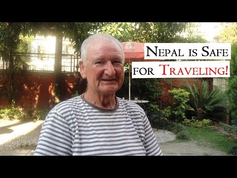 Australian Tourist clarifies, Nepal is Safe for Post-Earthquake Traveling!