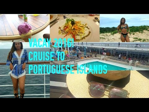 2016 Vacation Cruise Vlog | Holiday | SOUTH AFRICAN YOUTUBER