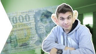 Mit vettem 1000 Ft-ért? | ÓRIÁSI KOTON!