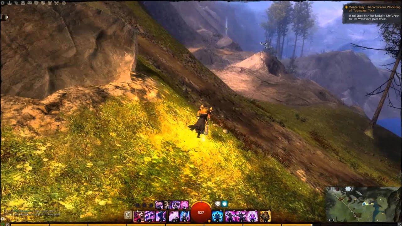 Guild Wars 2 Wayfarer Foothills | CINEMAS 93