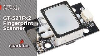 Product Showcase: GT-521Fx2 Fingerprint Scanner